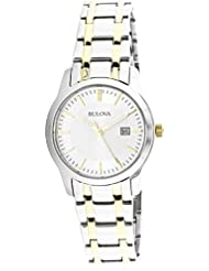 Bulova Womens Watch(Model: 98M122)
