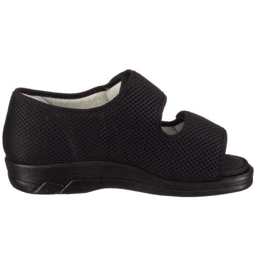 Varomed Women's Fashion Sandals Schwarz (Schwarz60) ew8wH