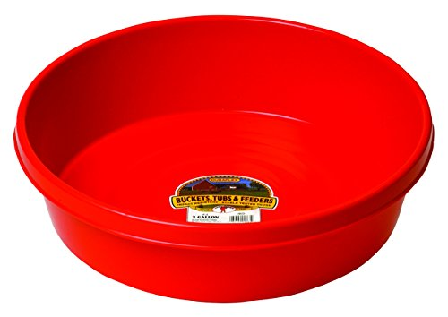 - LITTLE GIANT P3RED P3 RED Feed Pan