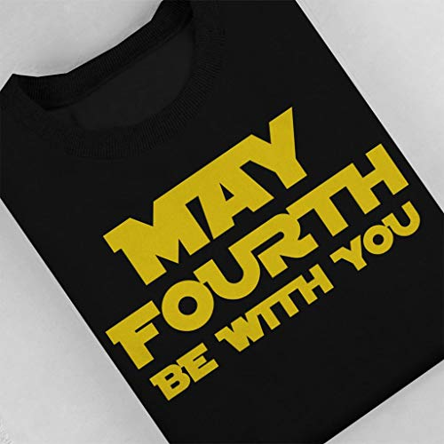 Sweatshirt Women's Be May Fourth Coto7 Black You With Rvw7zx4pBq