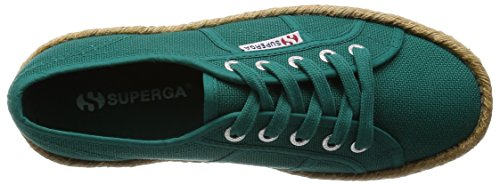 Superga 2790 Cotropew Damen Sneaker Green (Green Teal)