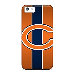 Forever Collectibles Chicago Bears Hard Snap-on For Iphone 5C Phone Case Cover