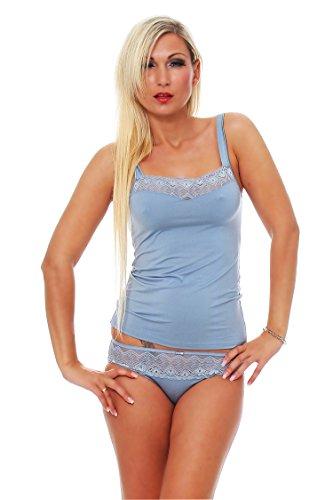 Speidel - Bikini - Básico - para mujer Rauchblau