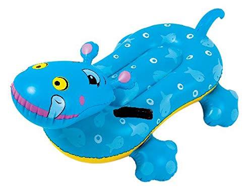 Jilong - Figura hinchable de hipopótamo con asas: Amazon.es ...