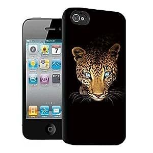 DD Leopard Pattern 3D Effect Case for iPhone5