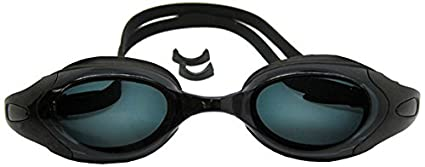 a9886d98f6a Scuba Choice Black UV Nearsighted Prescription Corrective Optical RX Lenses  Swimming Goggles