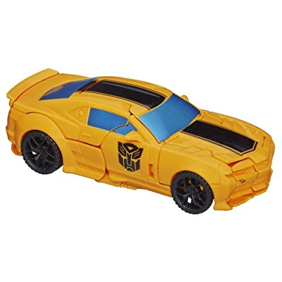 Transformers Age of Extinction Bumblebee One-Step Changer(Discontinued by manufacturer)