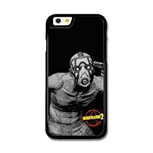 iPhone 6 6S Plus 5.5 Inch Case Black Borderlands_001