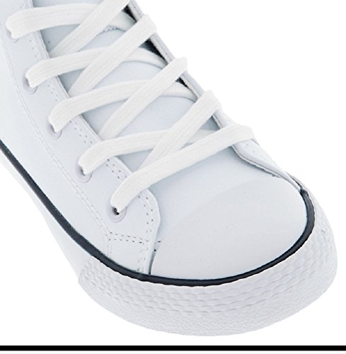 Sneakers Top Blanc 32 Marine Ralph Polo nbsp;EUR UK Lauren High Marson 1 Bleu w8gxFq