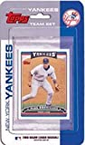New York Yankees 2006 Topps Factory Sealed 14 Card Limited Edition Team Set with Derek Jeter, Mariano Rivera, Randy Johnson and others
