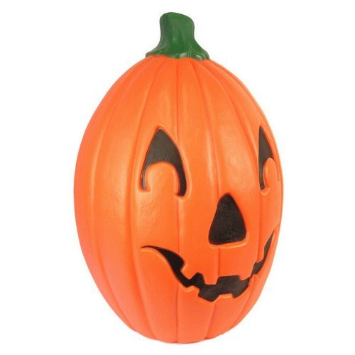 United Solutions 55841 Pumpkin, Illuminated with Cord and Light Included, 22
