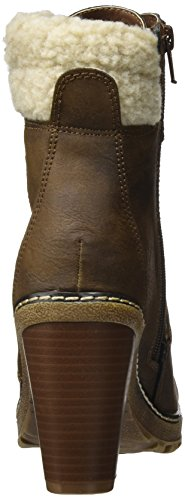 064020 Bottines Xti Femme Xti 064020 Marron Bottines 4qwwxZa