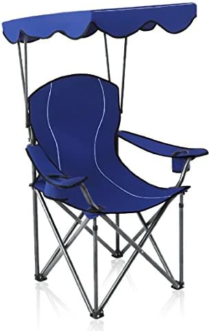 ALPHA CAMP Folding Camping Recliner product image