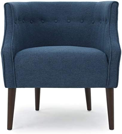 Christopher Knight Home Brandi Fabric Club Chair