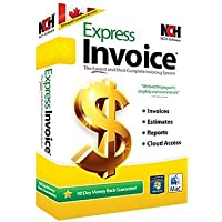 Express Invoice NCH Software Bilingual Canadian Version - English & French