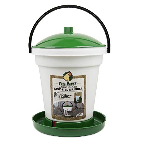 Harris Farms Poultry Drinker, 6.25 Gallon