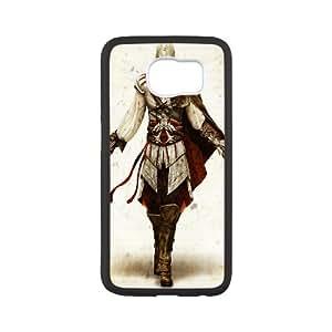 DIY Stylish Printing Assassin's Creed Cover Custom Case For Samsung Galaxy S6 MK0Q420810