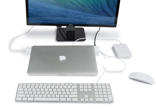 13-inch LandingZone DOCK Secure Docking Station for 13-inch MacBook Pro with Retina Display Model A1425 and A1502 Released 2012 to 2016 by LandingZone (Image #7)