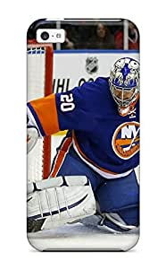 High-end Case Cover Protector For Iphone 5c(new York Islanders Hockey Nhl (73) )