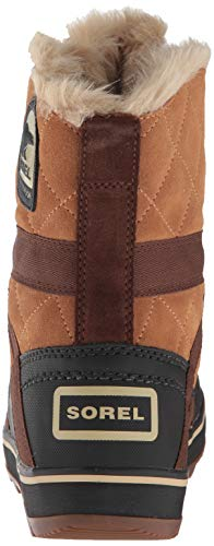 Sorel Stivali Neve Glacy Donna elk Shortie Marrone Explorer Da OHBwHfq