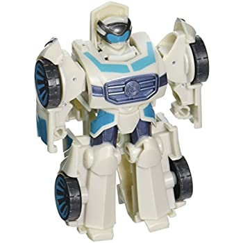 Playskool Heroes Transformers Rescue Bots Rescan Quick Shadow Action Figure(Discontinued by manufacturer)