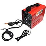90 Amp 120V Wire Feed Portable Mig Welder Non-Gas Welding Set (Complete Kit)