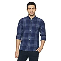 Min 50% off: Casual Shirts- USPA Nautica & more