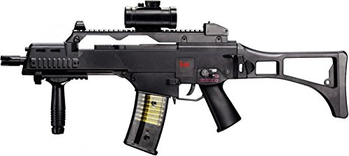 HK Heckler & Koch G36 C AEG ELEKTRISCH Gewehr Softair + G8DS® Aufkleber