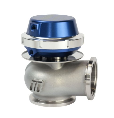 Turbosmart TS-0505-1009 Comp-Gate Blue 40mm 14 PSI External - Mm Wastegate 40