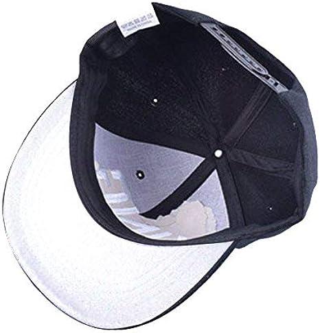 ZHXMI Unisex Cappellino da Baseball King Queen di Alta qualit/à Ricamo Lettera Snapback Cappellini Coppia Amante Hip Hop Gorras Casual Uomo Donna Casquette