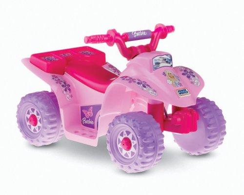 Power Wheels Barbie Lil' Quad, Baby & Kids Zone