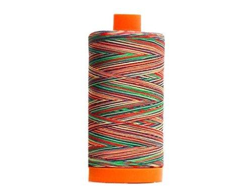 Aurifil Mako Cotton Quilting Thread 50 wt. Variegated Marrakesh 1420 yd.