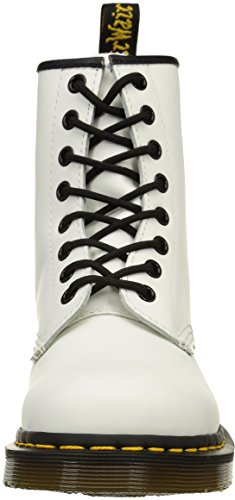 Adulte Bottines Dr white Blanc Rangers Bottes Martens 1460 Mixte amp; fSwU60S