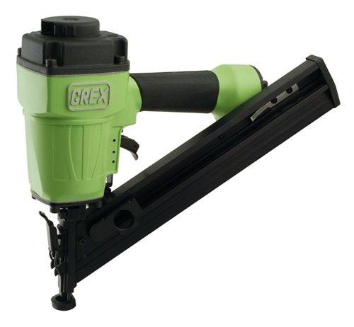- GREX AF64 15 Gauge 2-1/2-Inch Length Angle Finish Nailer