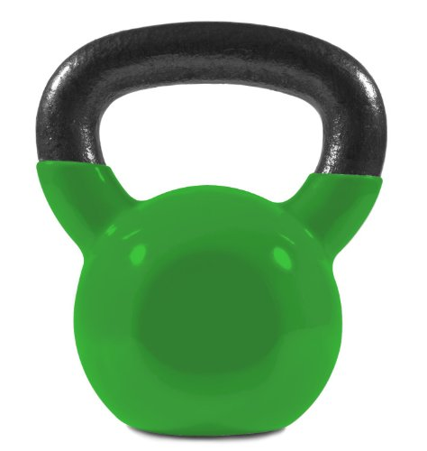 Perform Better First Place Vinyl Encased Kettlebell, 12 kg