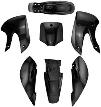 Kit de cubierta de pl/ástico para motocicleta KLX 110 KX65 DRZ110 Dirt Pit Bike 2002-2013 Kamenda