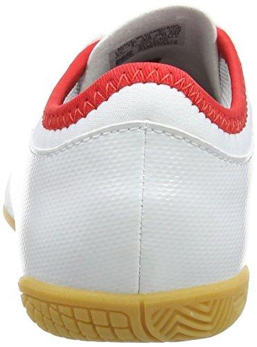 Unisex White Blanco X Tango ftwr White red De 3 16 Zapatillas In Adidas ftwr Fútbol Para Niños 8SZwAqn