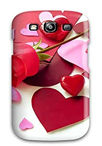Brand New S3 Defender Case For Galaxy (love Spells)
