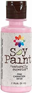 Soy Paint 2oz-Pink Carnation