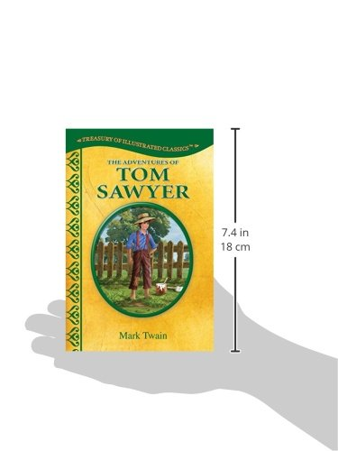 The-Adventures-of-Tom-Sawyer-Treasury-of-Illustrated-Classics-Storybook-Collection