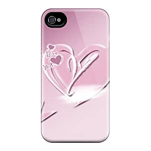 Cute Tpu Mobilecasesbest Love Y Cases Covers For Iphone 4/4s