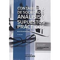 Contabilidad de Sociedades. Análisis y supuestos prácticos (Papel + e-book): 1100 (Gran Tratado)