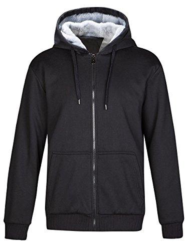 Zipper Fleece Sweatshirt - 6