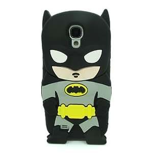 Yuersal 3D Batman Silicone Jelly Soft Skin Case Cover for Samsung Galaxy S4 mini i9190 i9195