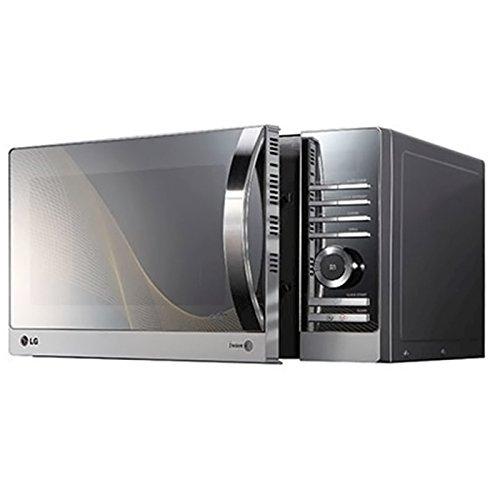 LG mhr-6394bk - Microondas con grill (capacidad 23 l, 800 W ...