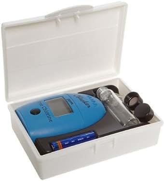 Hanna Instruments HI-701 Verificador de cloro libre, 0,00ppm a 2,50ppm