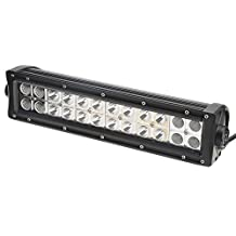 KAWELL® Off Road 72W 12LEDs CREE Spot and Flood Combo Beam Off Road LED Light Bar-suitable for Off-road Vehicle/ATVs/SUV/Truck etc.