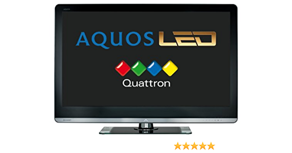 Sharp LC-46LE814E- Televisión Full HD, Pantalla LED 46 pulgadas- Plata: Amazon.es: Electrónica