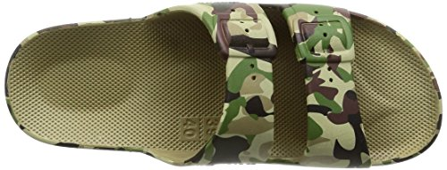Moses Freedom slippers ARMY ARMY, Sandalen