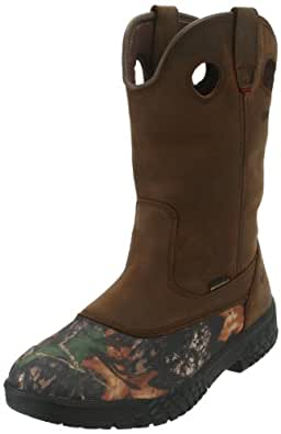 Wolverine Men's W07915 Dogwood 10-Inch Hunting Boot,Camoflauge,7 M US